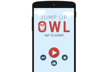 Jump Up Owl