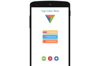 Tap Color Blox