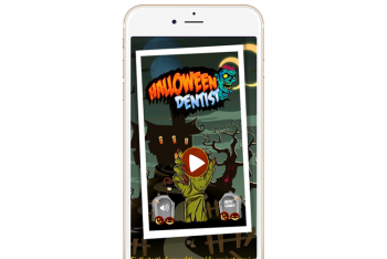 Halloween Scary Dentist ios