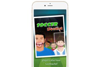 Soccer Dentist ios