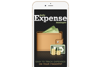 Daily Expense Manager ios