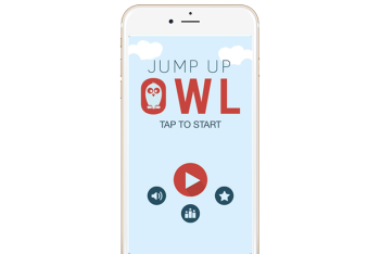 Jump Up Owl ios