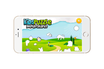 Animal Shape Kids Puzzle ios