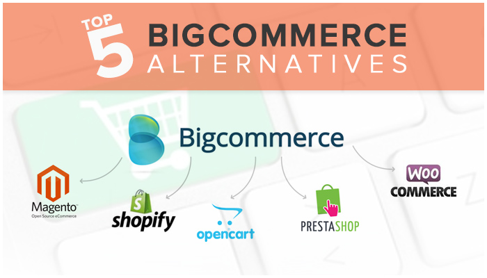BigCommerce Alternatives
