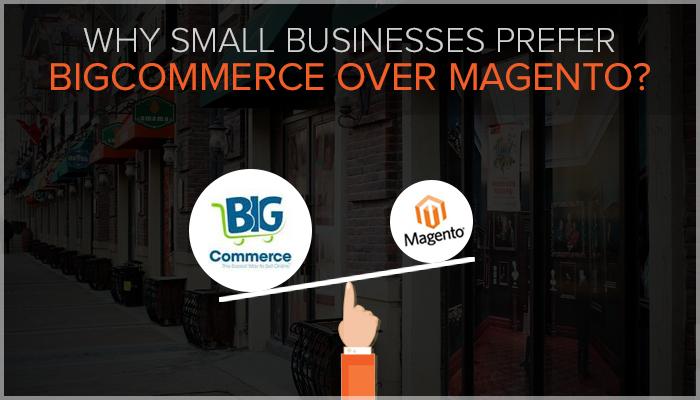 BigCommerce & Magento