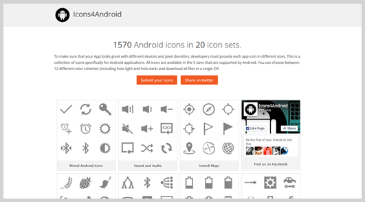 icons4android